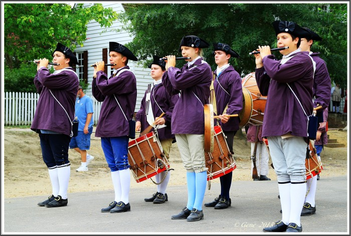 10. By 1994, Colonial Williamsburg had 3,500 emploees, which was more than twice the original town's population during the Revolutionary era.