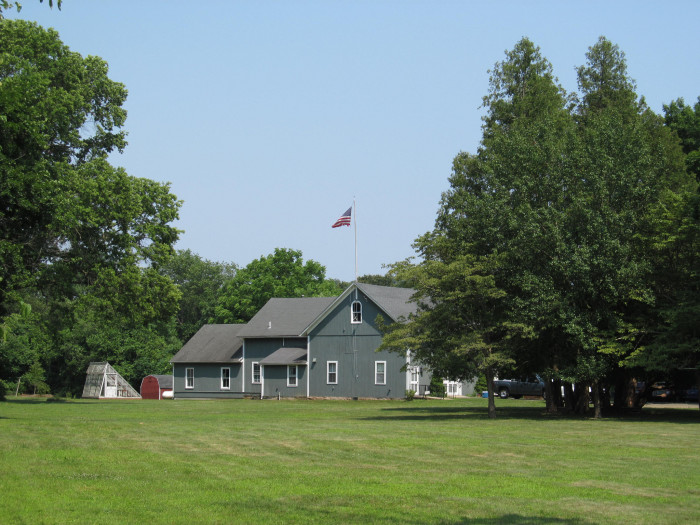 4. Deep River, settled in 1635, is one of Connecticut's best kept secrets, and home to a very charming Main Street.