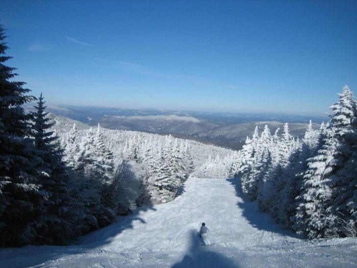 7. Killington, Vermont residents voted to secede and become part of New Hampshire - twice.