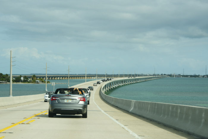 We have our own tropical paradise, and we can drive to it. Let's look at some photos of the Florida Keys, shall we?