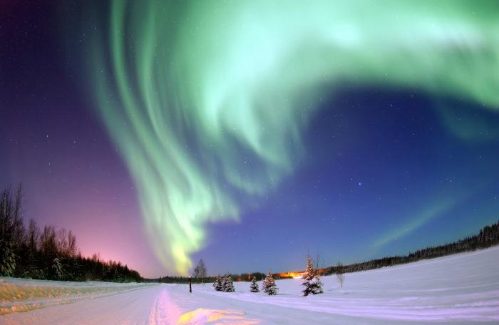 11. Northern Lights, Alaska