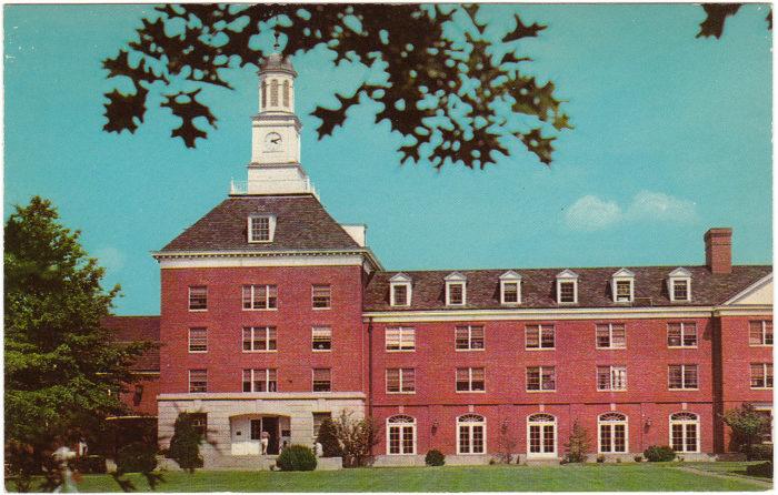 5. Washington Hall (Ohio University)