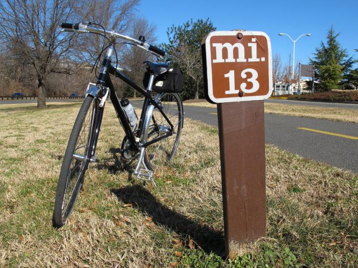2. Mount Vernon Trail
