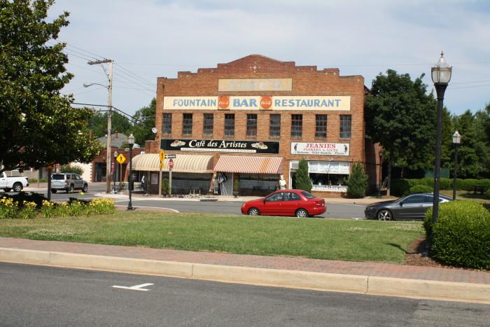 7. Leonardtown, St. Mary's County