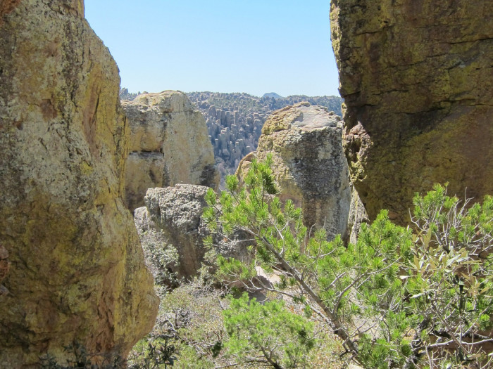 5. Echo Canyon Loop, Chiricahua National Monument