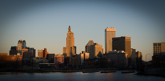 10. Warmer: The city of Providence is a charming small New England city with a warm and inviting atmosphere... well maybe not during rush hour.