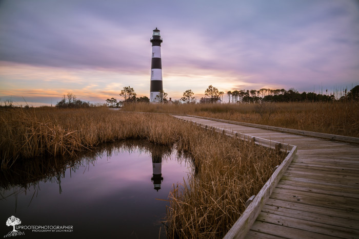 9. Bodie Island Lighthouse