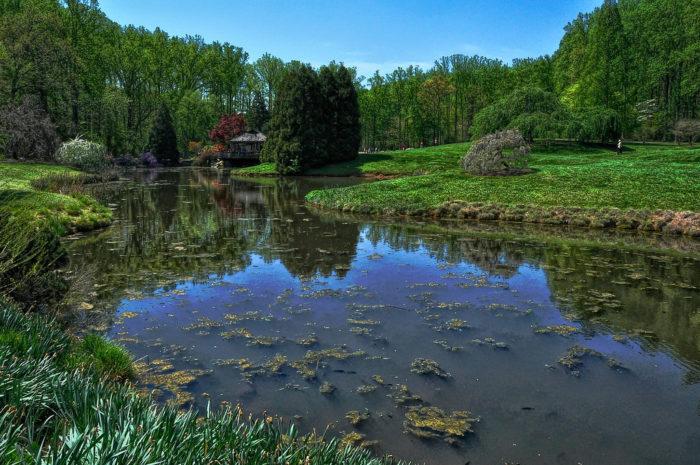 7. Brookside Gardens, Maryland