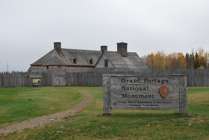 1.Grand Portage National Monument