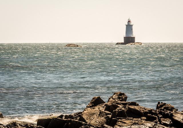 7. Sakonnet Point Lighthouse, Little Compton