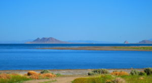 Not Many People Know About This One Amazing Island In Nevada