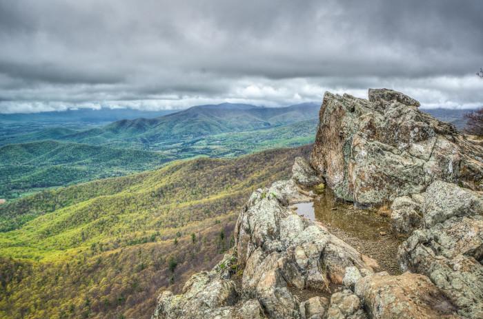 15. Shenandoah National Park, Virginia