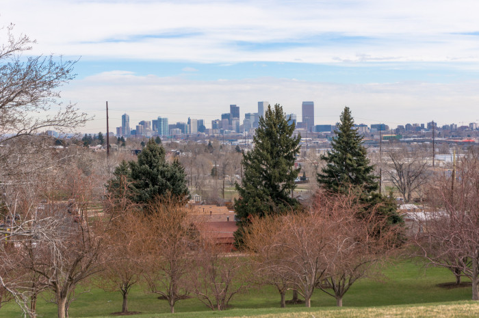 6.) Ruby Hill Park.