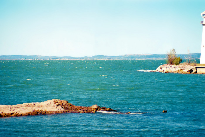 8. Lake Buchanan is the largest lake in the Texas Hill Country