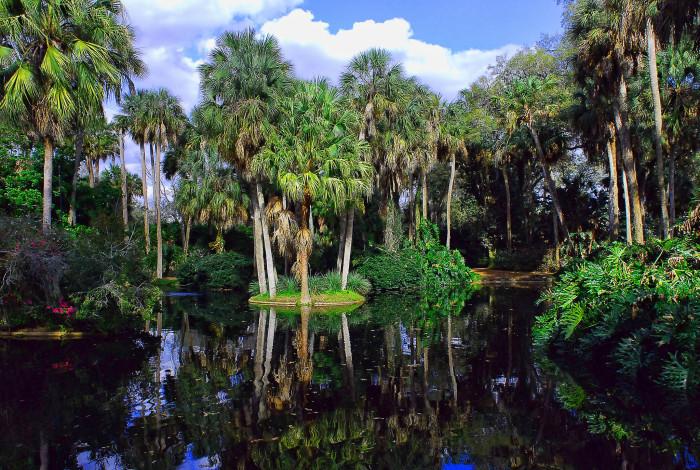 12. Bol Tower Gardens, Florida