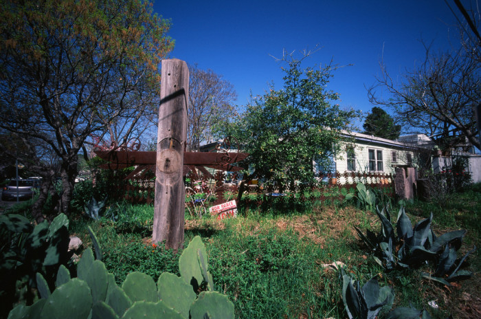 5. Rosedale is filled with really rustic, cool renovated cottages with big yards.