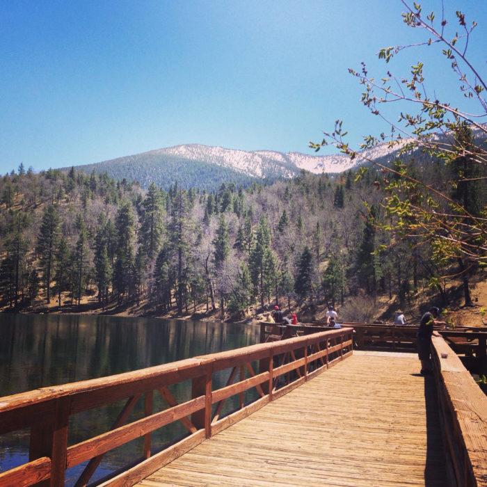 5. Jenks Lake in San Bernardino National Forest