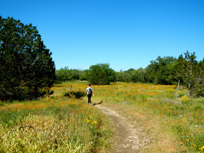 11. Take a walk on Lytle's Loop at Government Canyon State Natural Area.