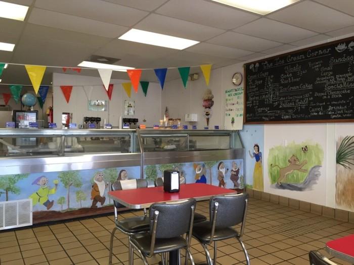 8. Ice Cream Corner, Gulfport