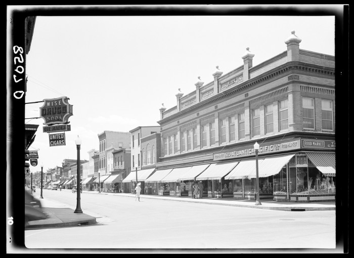 4. This view shows Dover's booming downtown from the corner of Loockerman Street and South State Street.