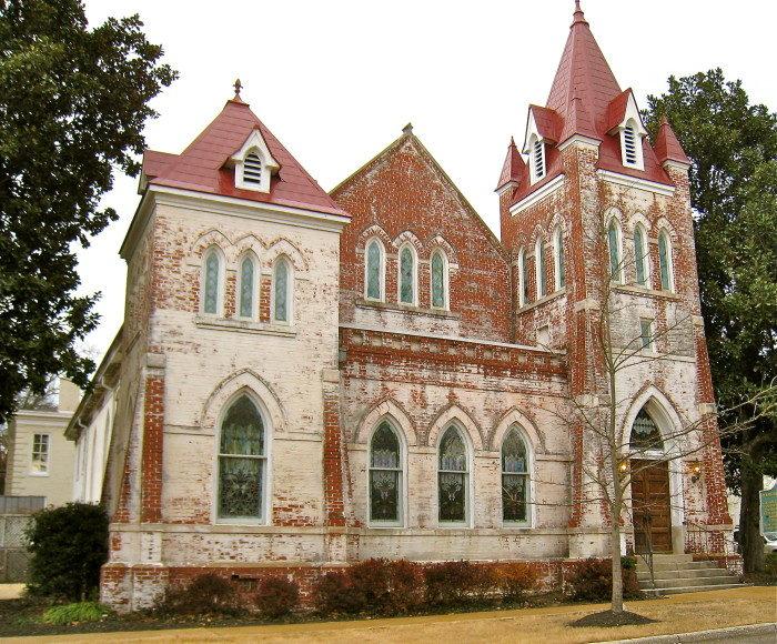 9. Fillmore Street Chapel, Corinth