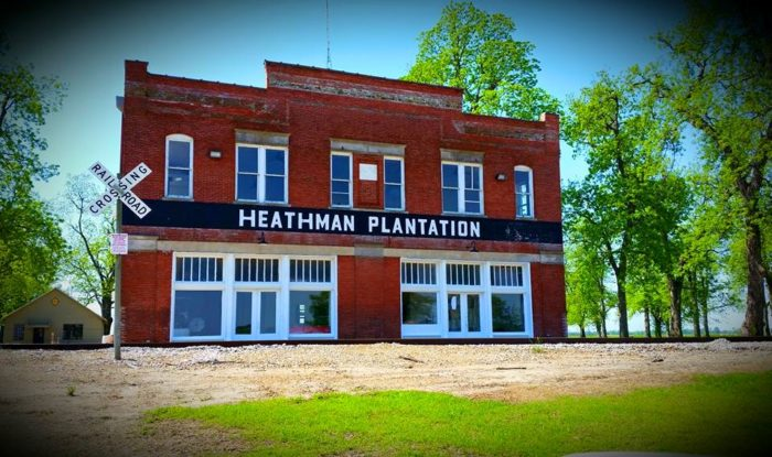 9. Heathman Plantation, Indianola