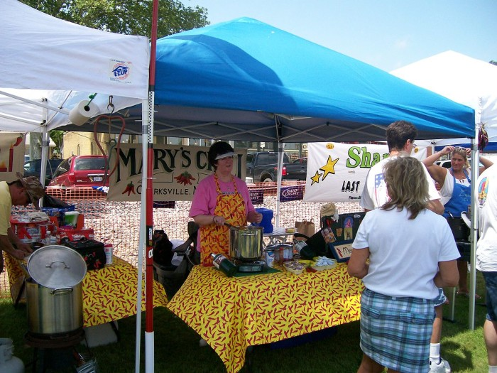 9.ICS Sanctioned Chili Cook Off, Clarksville