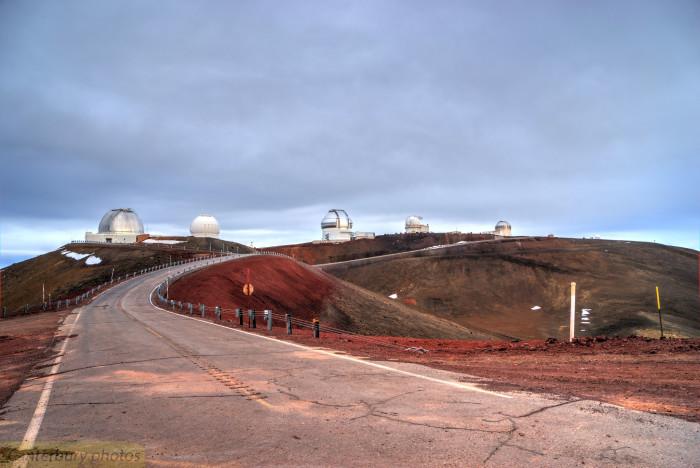 9. Mauna Kea Observatories