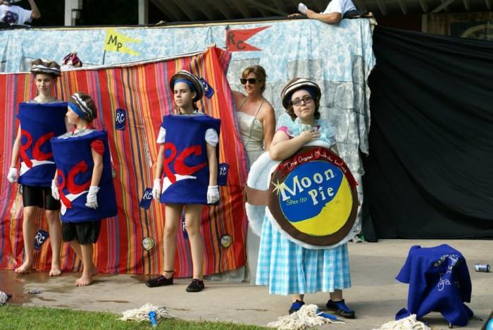 9. RC Cola & Moonpie Festival - June