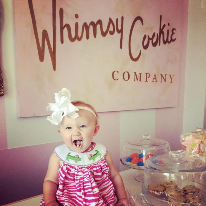 9. The Whimsy Cookie - Memphis