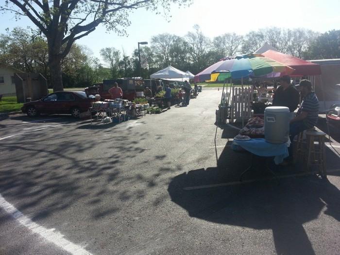 9.Blue Springs Farmers' Market