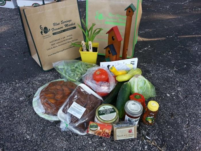9.2. Blue Springs Farmers Market