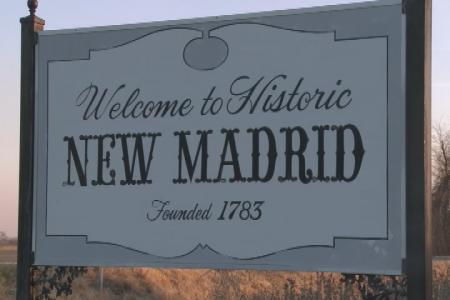 9.  New Madrid
