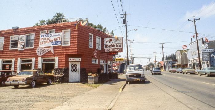 8. Garibaldi, Oregon