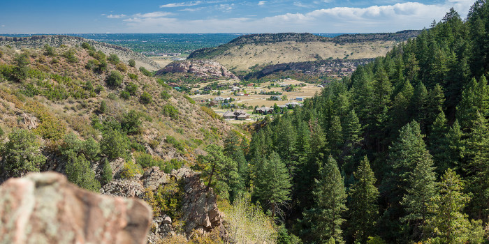 3. Deer Creek Canyon