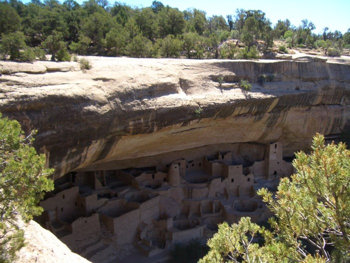 10. The best Colorado attractions, like Mesa Verde National Park...