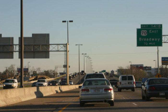 9. Central Arkansas traffic