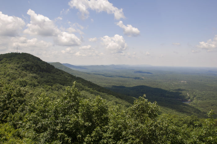 8. Alabama is home to many scenic mountains and...