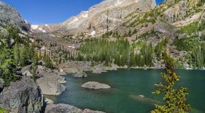 10 Gorgeous Lakes To Visit Around Denver This Summer