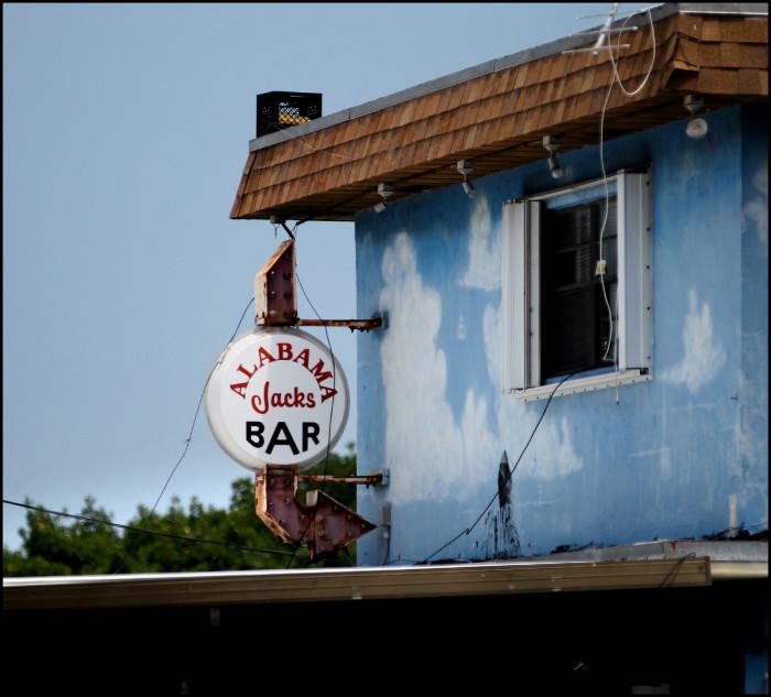4. Alabama Jack's, Key Largo
