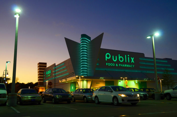 14. Or skip the restaurants and buy your lunch at Publix.