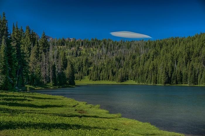 10. Todd Lake