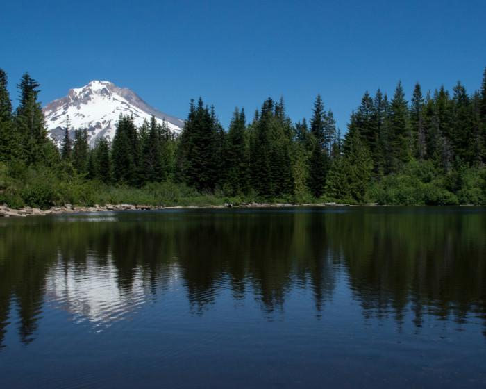 1. Mirror Lake