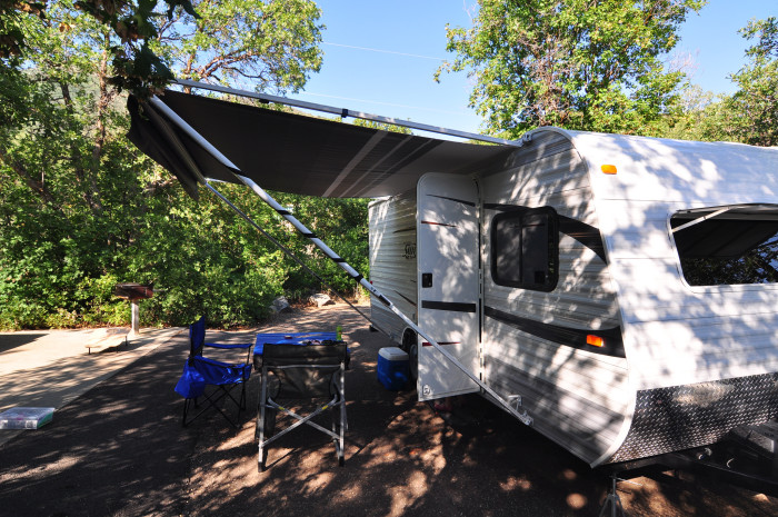 16. Wasatch Mountain State Park Campground