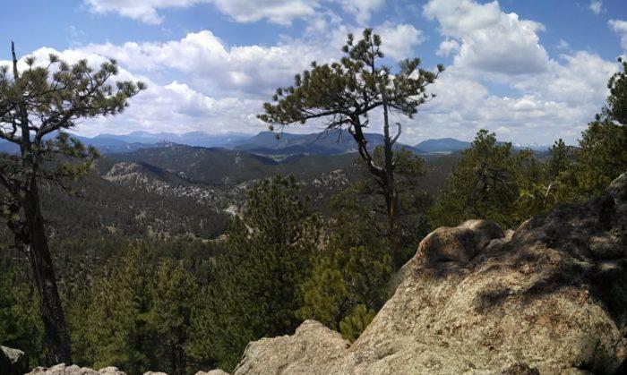 4. Panorama Point Trail  at Corwina Park