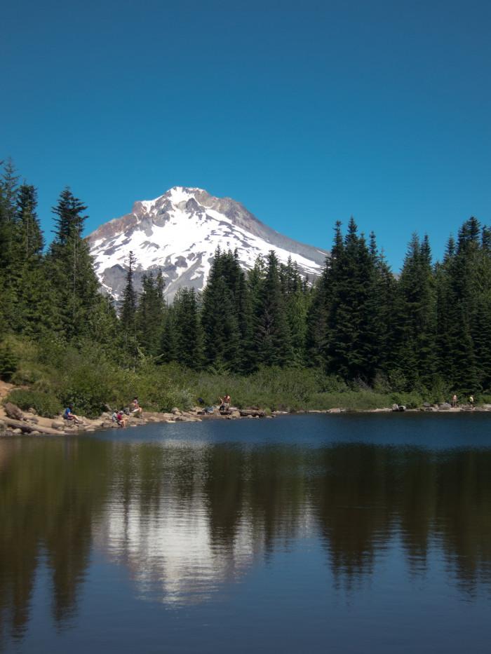 2. Mirror Lake
