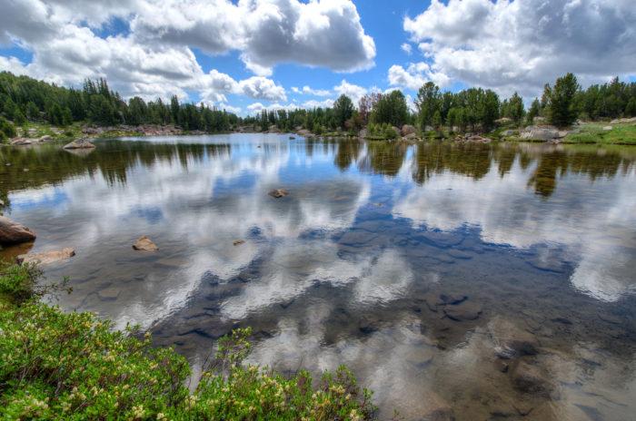 3. Alpine Lake