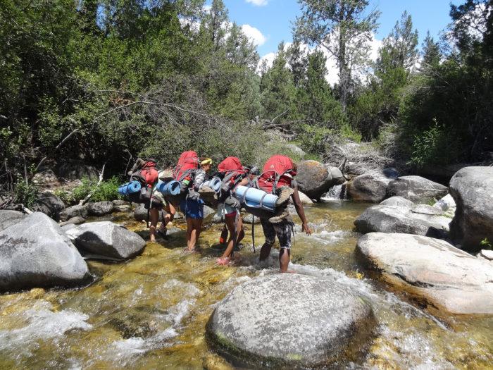 6. Paint Rock Canyon Trail