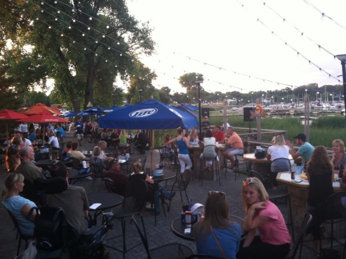 14. Admiral D's Waterfront Tavern, White Bear Lake