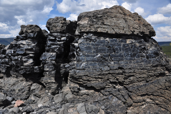1. Big Obsidian Flow